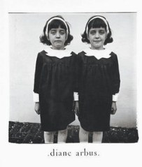 Arbus' Twin Girls